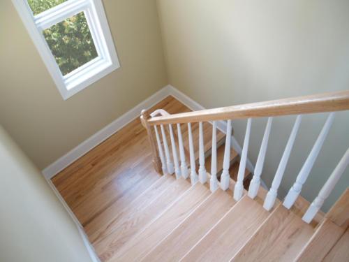 Stairway Window